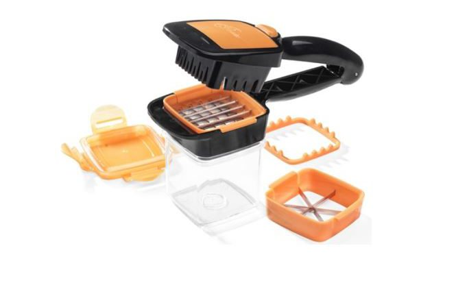 Nicer Dicer Quick and the Nicer Chef Review